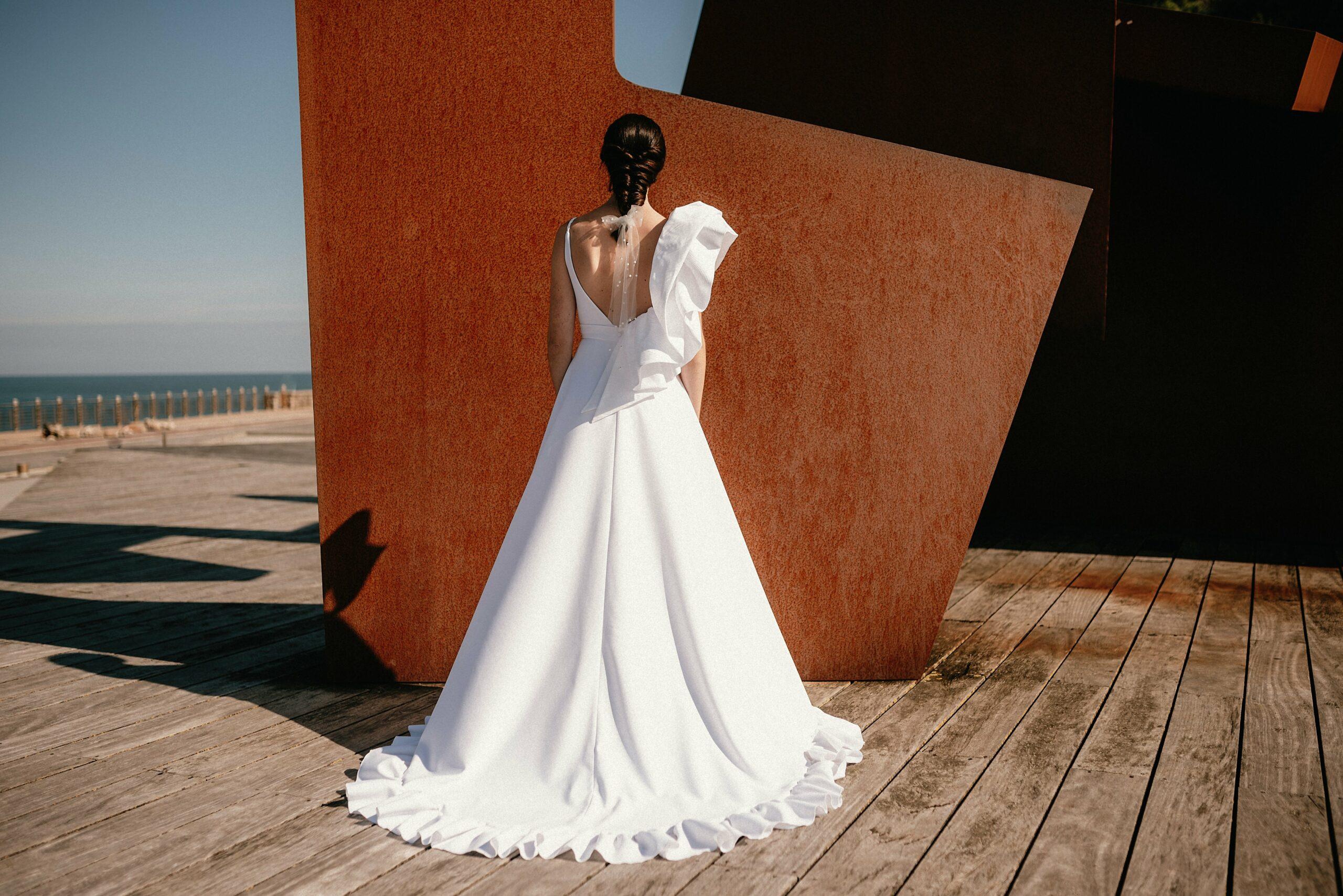 Tendencia Vestido de novia Yolanda Torres