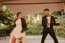 Nuria Santos Dance Baile de novios