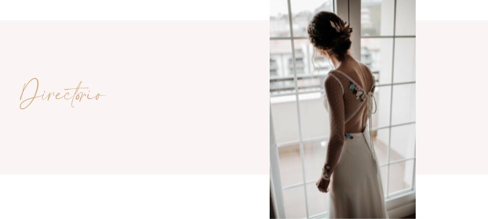 Directorio de bodas Be Creative Wedding Showroom