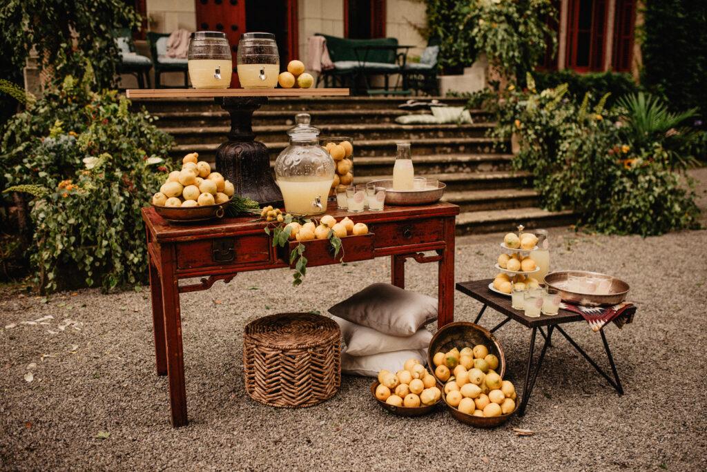 Limonada Maher Catering