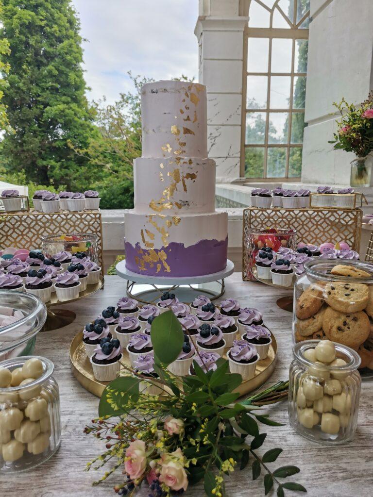 Pienso en Dulce tendencias en tartas de boda