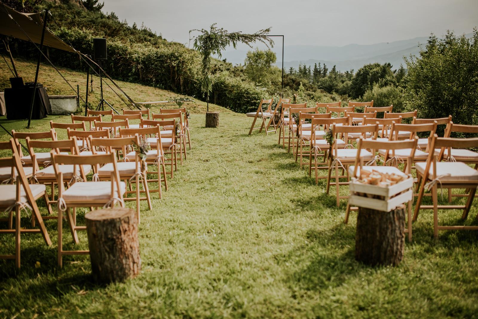 bodas en fincas Okalarre